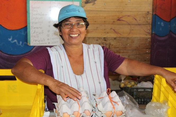 egg lady