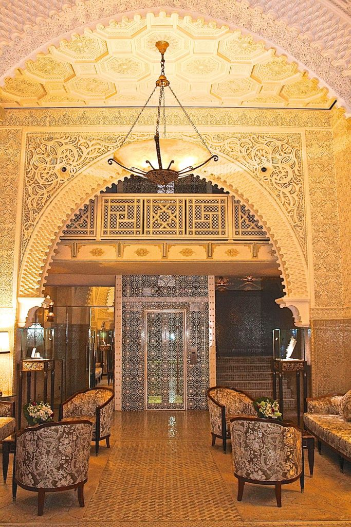 Royal Mansour, Marrakech