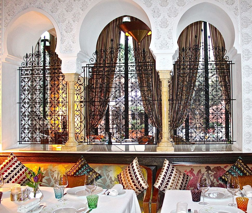 La Table Royal Mansour