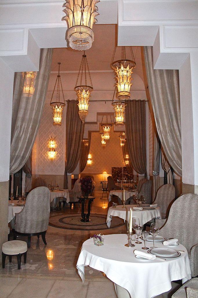La Grande Table Marocaine, Royal Mansour Marrakech