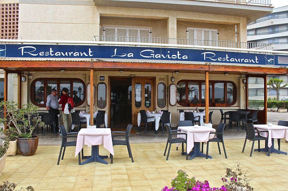 Restaurant La Gaviota in L'Estartit