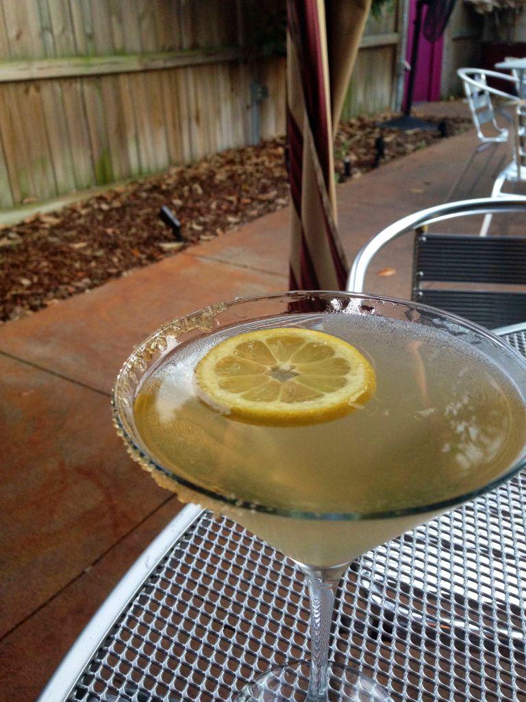Eastland Cafe Lemondrop