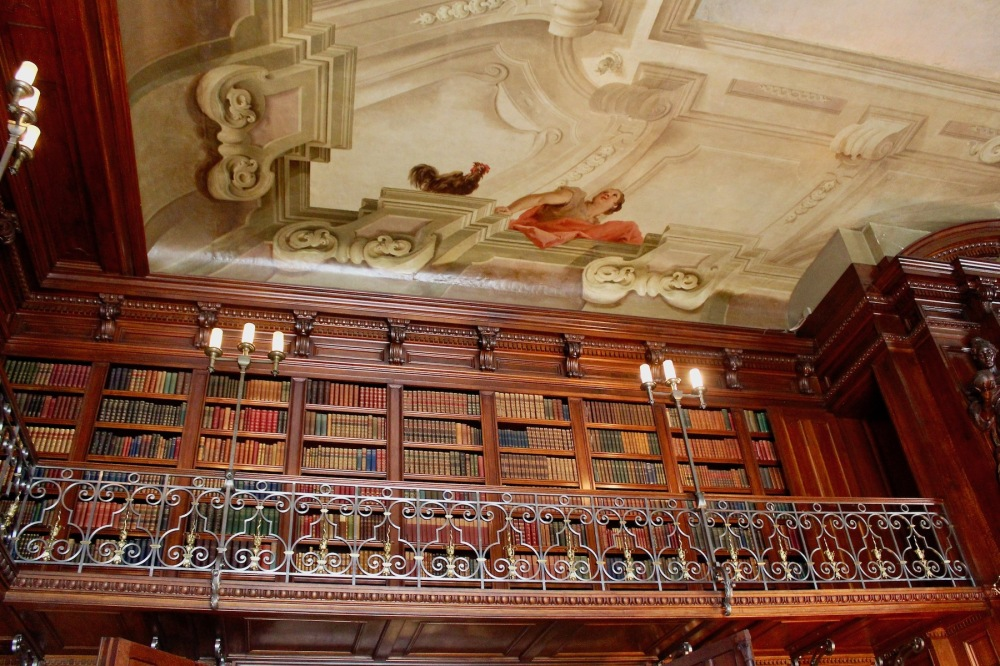 Biltmore Estate Library
