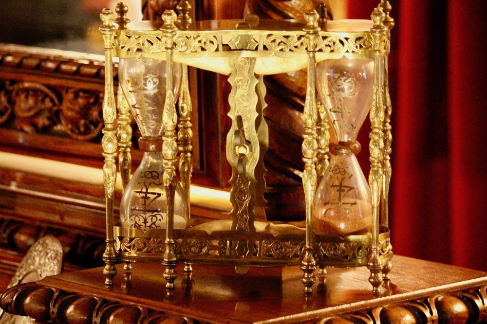 George Vanderbilt's Hourglasses